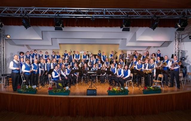 Blasorchester Bad Vöslau 2015
